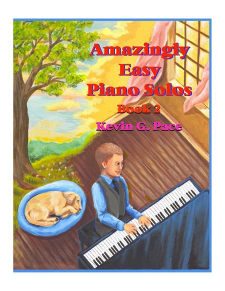 Amazingly Easy Piano Solos - book 2