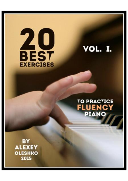 20 BEST EXERCISES TO PRACTICE FLUENCY PIANO