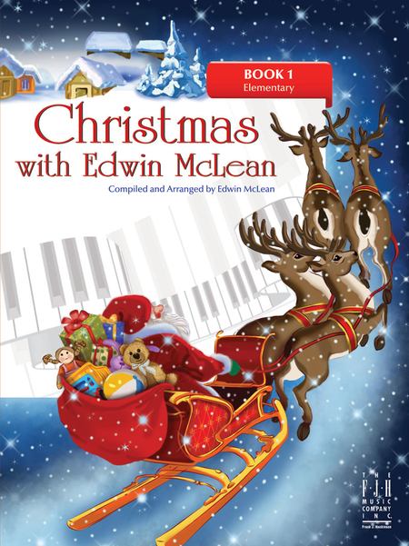 Christmas with Edwin McLean, Book 1