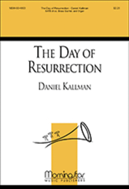 The Day of Resurrection (Choral Score)
