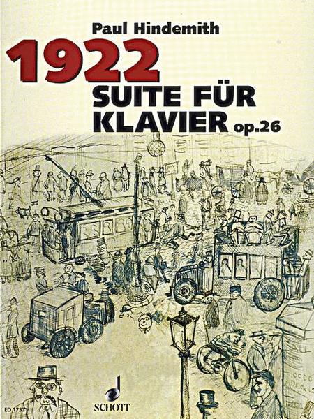 Suite 1922, Op. 26