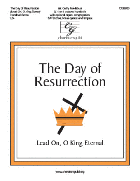 The Day of Resurrection - Handbell Score