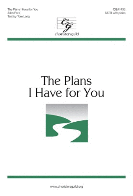 The Plans I Have for You