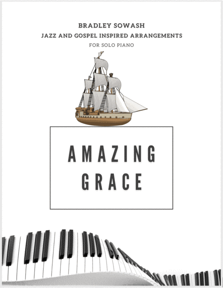 Amazing Grace - Solo Piano