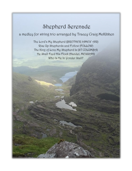 Shepherd Serenade for String Trio