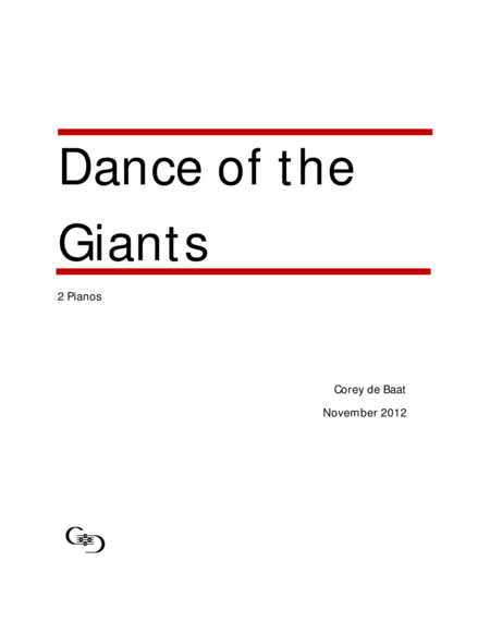 Dance of the Giants