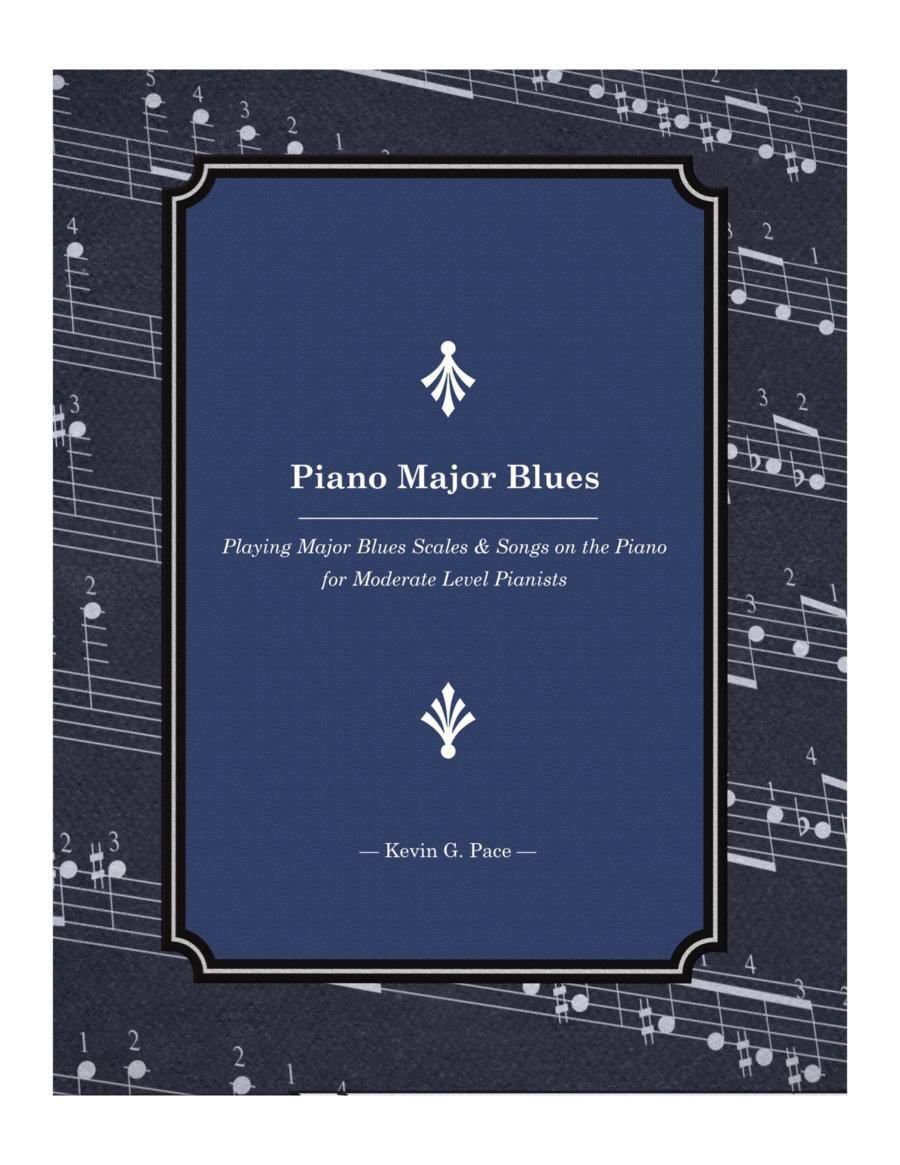 Piano Major Blues