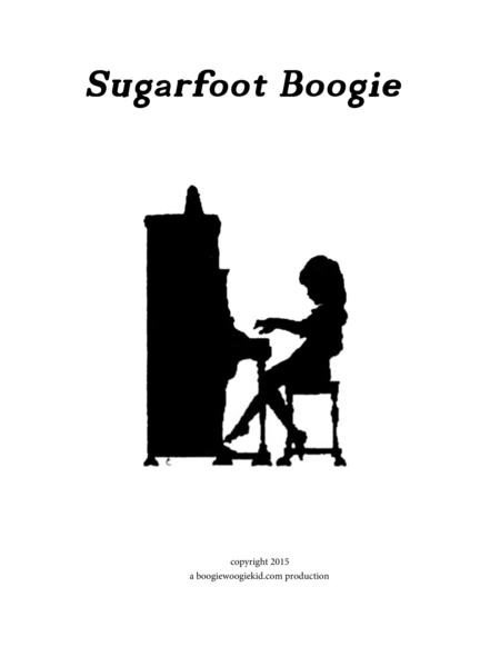 Sugarfoot Boogie