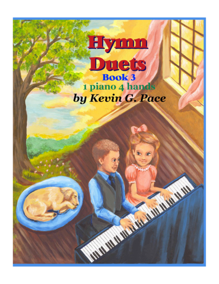 Hymn Duet book 3: Easy Sacred Piano Duets