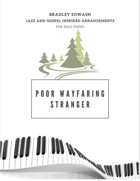 Poor Wayfaring Stranger - Solo Piano