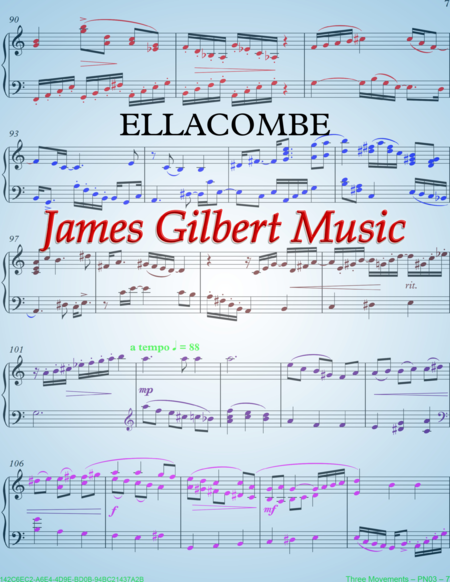ELLACOMBE (Hail To The Lord's Anointed)