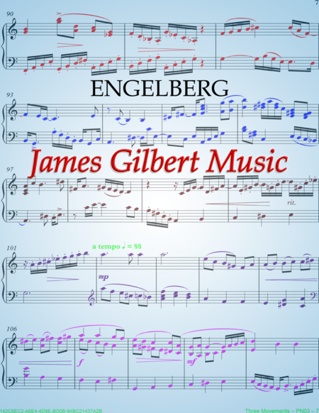 ENGELBERG (When In Our Music God Is Glorified)