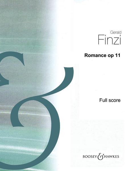 Romance, Op. 11