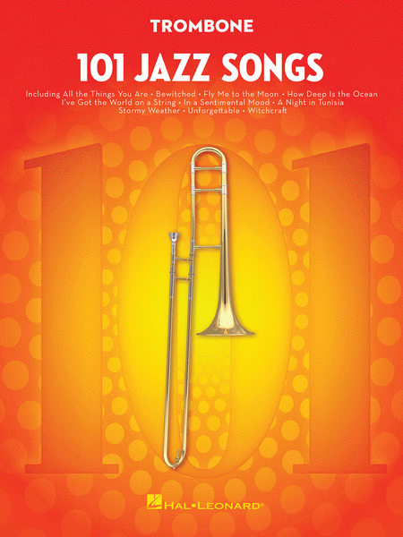 101 Jazz Songs for Trombone