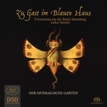 Zu Gast im blauen Haus - Trio Sonatas