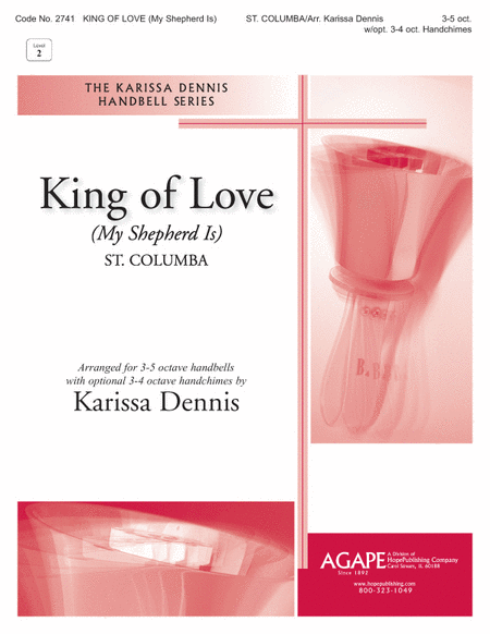 the king of love my shepherd is pdf