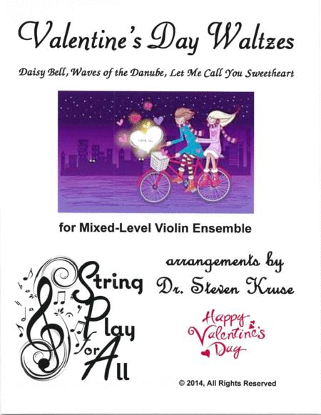 Valentine's Day Waltzes