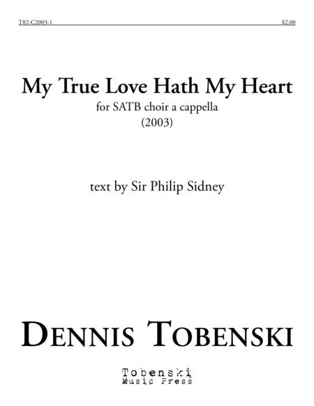 My True Love Hath My Heart