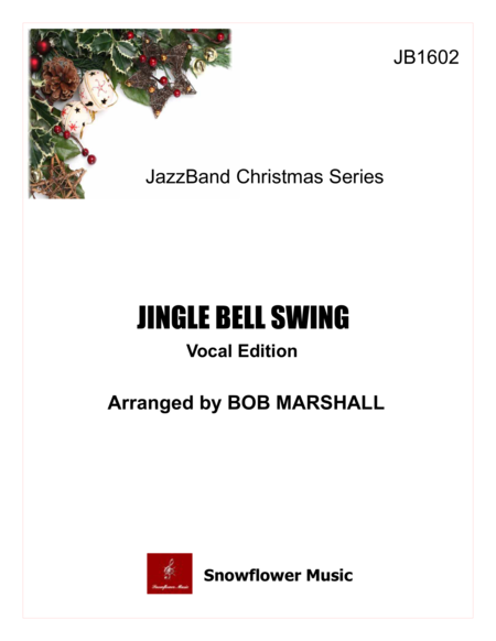 Jingle Bell Swing - Vocal Edition