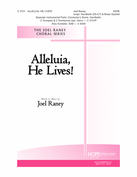 Alleluia, He Lives!