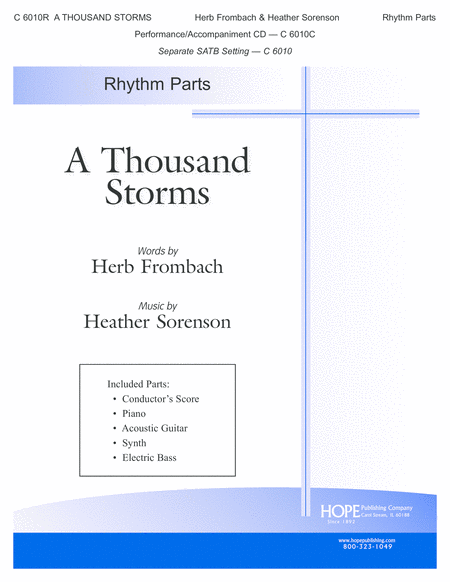 A Thousand Storms