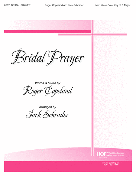 Bridal Prayer