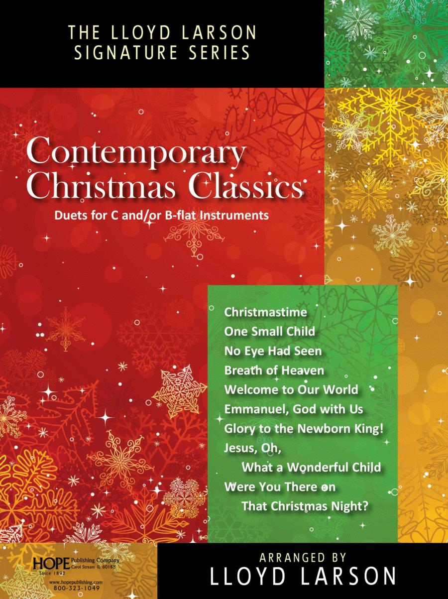 Contemporary Christmas Classics