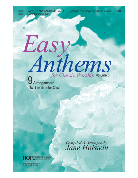 Easy Anthems, Vol. 3