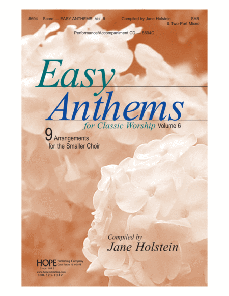 Easy Anthems, Vol. 6