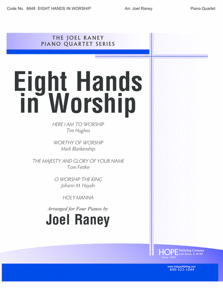 Eight Hands in Worship
