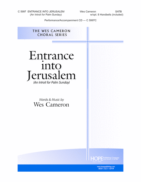Entrance Into Jerusalem (An Introit for Palm Sunday)