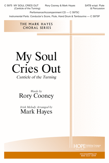 My Soul Cries Out (Canticle of the Turning)
