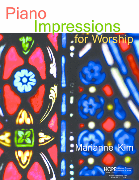 Piano Impressions For Worship