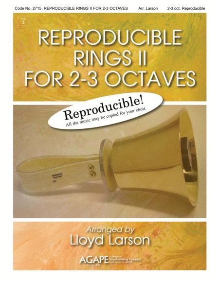 Reproducible Rings Ii