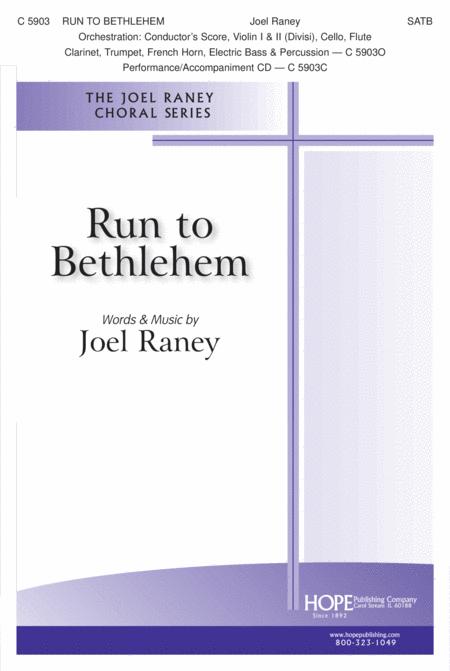 Run To Bethlehem