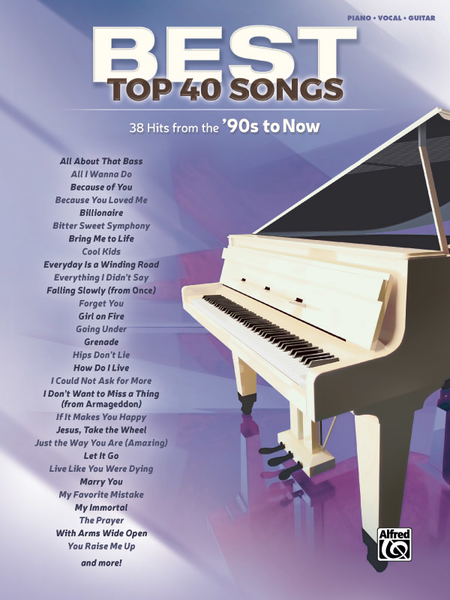 Best Top 40 Songs, '90s to Now
