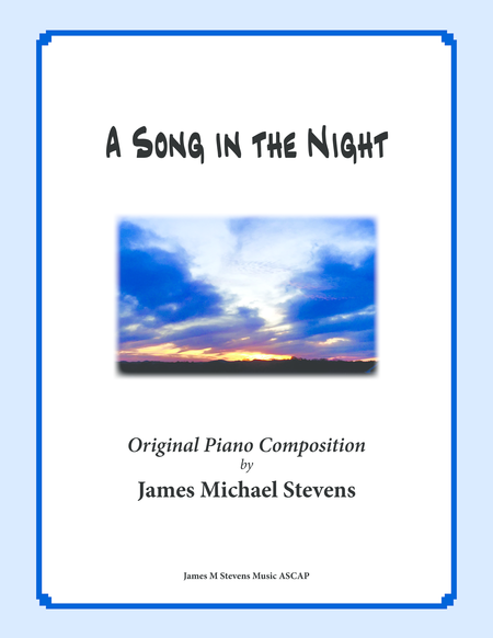 A Song in the Night (Inspirational Piano)