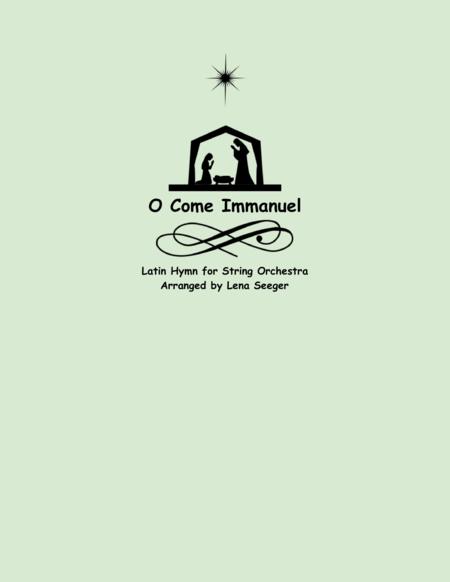 O Come Immanuel (String Orchestra)