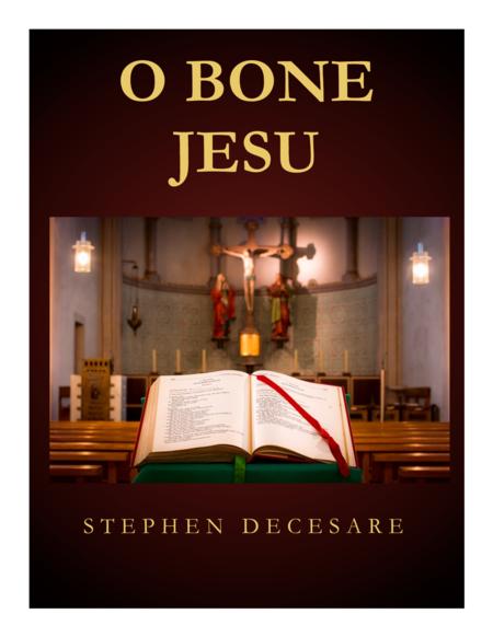 O Bone Jesu (for String Quartet)