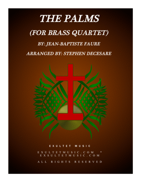 The Palms (for Brass Quartet)