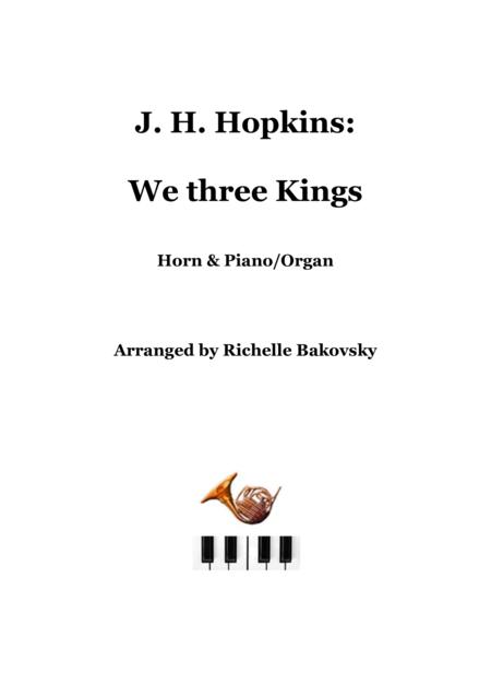 We Three Kings of Orient