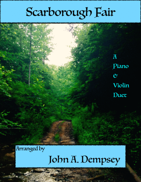 Scarborough Fair (Violin and Piano)