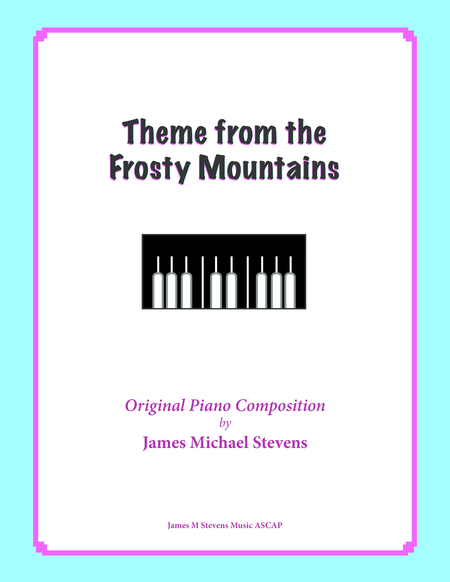 Theme from the Frosty Mountains