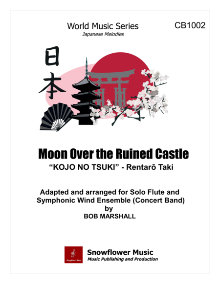 Moon Over the Ruined Castle - Kojo No Tsuki