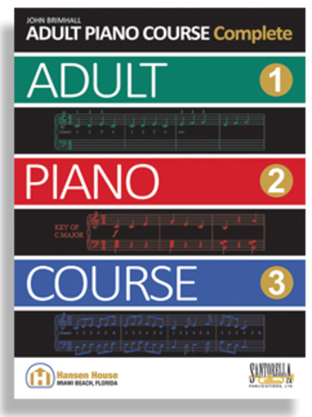 Adult Piano Course Complete