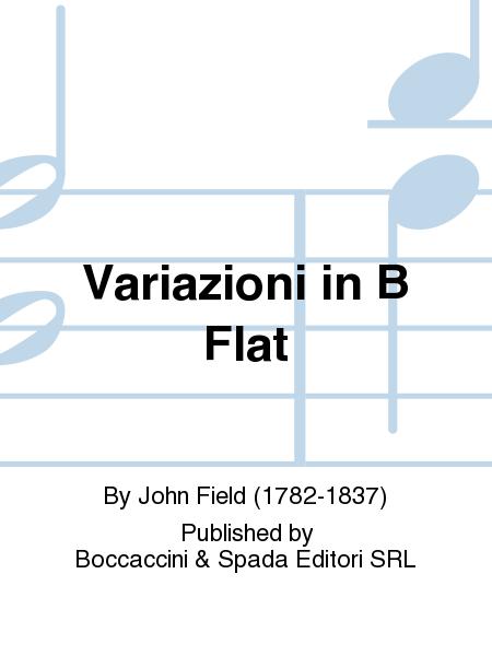 Variazioni in B Flat