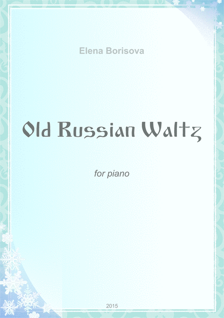 Old Russian Waltz