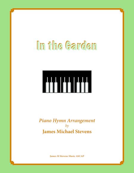 In the Garden (Piano Hymn Arrangement)