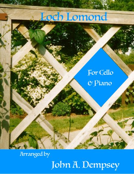 Loch Lomond (Cello and Piano)
