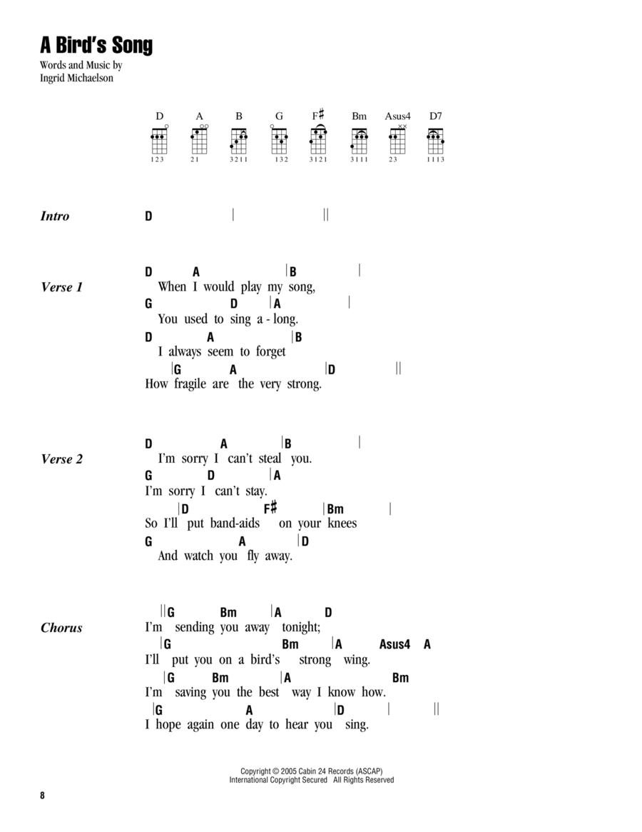 A Bird's Song